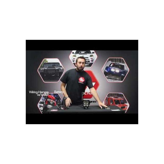Baja Designs Squadron Sport LED Headlight Kit KTM 2008-2013