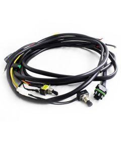 Baja Designs XL/OnX6 Hi-Power Wire Harness w/Mode-2 lights max 325 watts