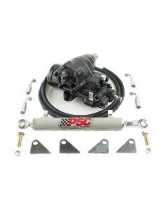 PSC Big Bore Steering Box Cylinder Assist Kit for 03-08 Dodge Ram